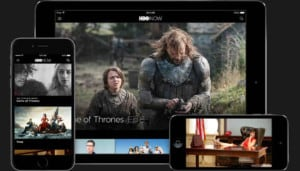 HBO NOW in iOS